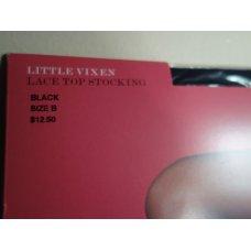 Victoria's Secret - Little Vixen - Lace Top Stocking